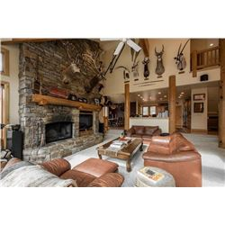 One Week Stay at 'Jackalope' - An Outdoorsman's Perfect Park City, UT Home
