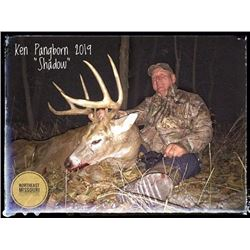 5-day Missouri Midwestern White-tailed Deer Archery Hunt for One Hunter