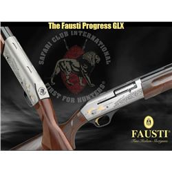 Fausti Progress GLX 12 Gauge
