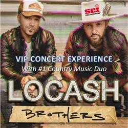 LOCASH VIP Concert Experience
