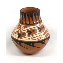 Native American Jemez Pottery Vase