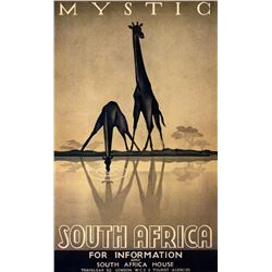 Gayle Ullman - Mystic South Africa