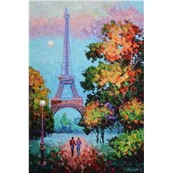 Alexander Antanenka A Walk to the Eiffel Tower