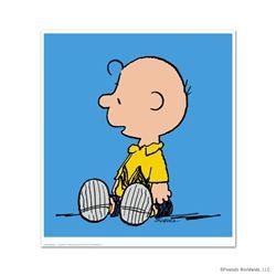 Charlie Brown: Blue by Peanuts