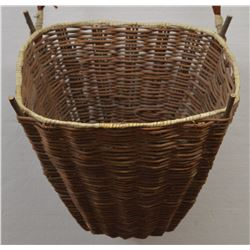 PUEBLO INDIAN BURDEN BASKET