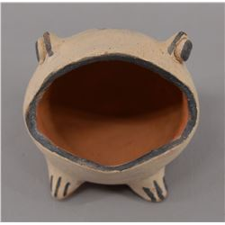 COCHITI  INDIAN POTTERY FROG