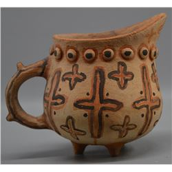 MOHAVE INDIAN POTTERY PITCHER