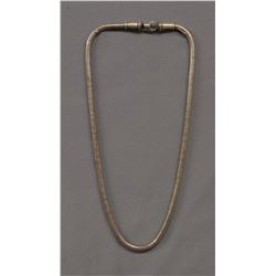 INDIA SILVER NECKLACE