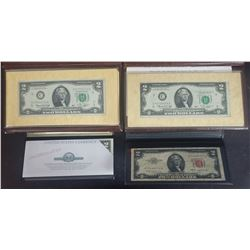 3-CU 1976 $2 BICENTENNIAL U.S. NOTES