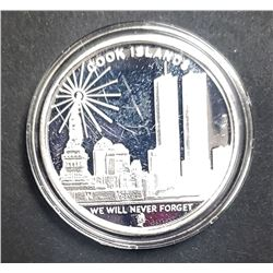 2008 COOK ISLAND FREEDOM TOWER COMMEM