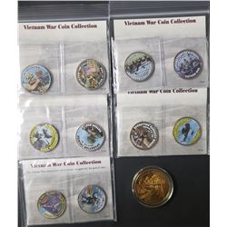 VIETNAM WAR COIN COLLECTION