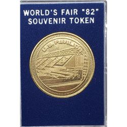 1982 KNOXVILLE TENNESSEE WORLD'S FAIR