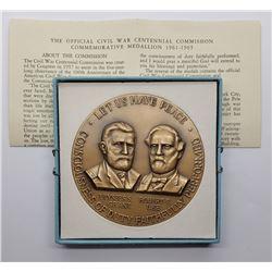 The Civil War Centennial Commission 1961-1965