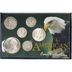 AMERICAN EAGLE COIN COLLECTION