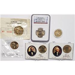 U.S. DOLLARS & MORE: 2007D $1 NGC BU