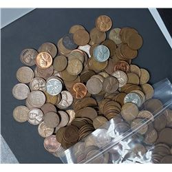 1000 WHEAT CENTS - GREAT MIX - ALL MINTS