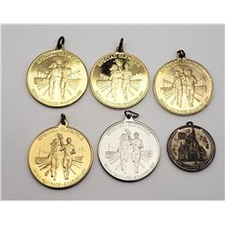 5-SPECIAL OLYMPICS SKILL COURAGE SHARING JOY MEDAL