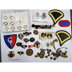 US Army Ohio National Guard Lot 38th Inf. Cyclone