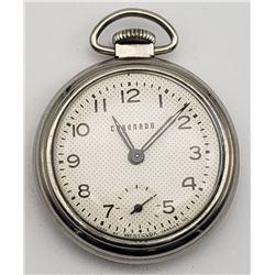 Vintage Coronado Pocket Watch