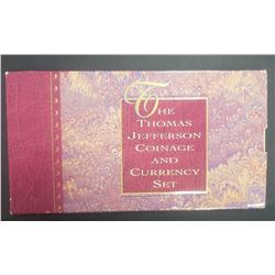 THOMAS JEFFERSON COIN & CURRENCY