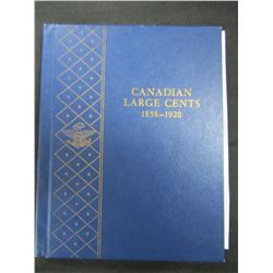 CANADIAN LARGE CENT NEAR SET