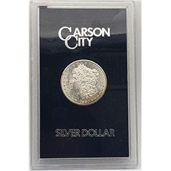 1880 CC MORGAN SILVER DOLLAR GSA