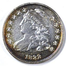 1832 BUST DIME CH AU