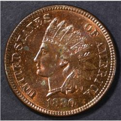 1880 INDIAN CENT CH BU RB
