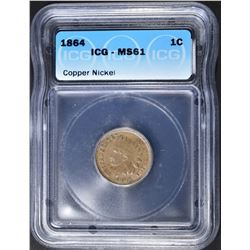 1864 CN INDIAN CENT ICG MS-61