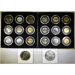 MIXED COIN LOT- SEE DETAILS