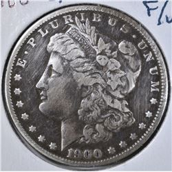 1900-O/CC MORGAN DOLLAR, F/VF