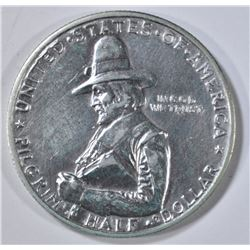 1920 PILGRIM COMMEM HALF DOLLAR