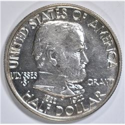 1922 GRANT COMMEM HALF DOLLAR