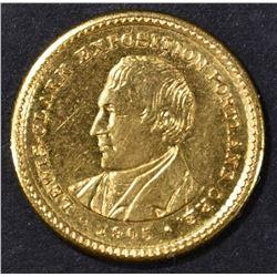 1905 LEWIS & CLARK GOLD COMMEM DOLLAR  CH BU