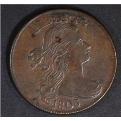 1803 LARGE CENT  XF
