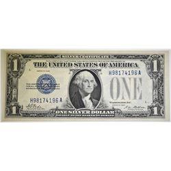 1928 $1.00 SILVER CERTIFICATE CH CU