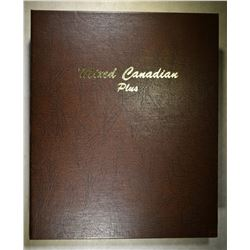 MIXED CANADA COLLECTION IN DANSCO ALBUM