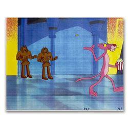Original Production Art by Pink Panther Original