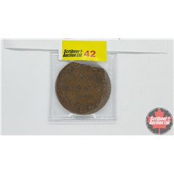 Canada Large Cent 1909