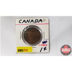 Canada Large Cent 1913