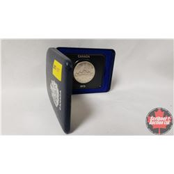 Canada One Dollar 1972 Blue Case