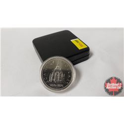 Canada Dollar 1876-1976 - Black Case