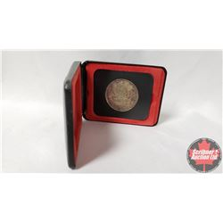 Canada One Dollar 1963 - Black Case