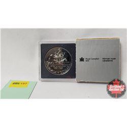 RCM Canada Dollar 1587-1987 Detroit de Davis Strait