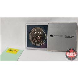 RCM Canada Dollar 1988 Les Forges Du Saint-Maurice Ironworks