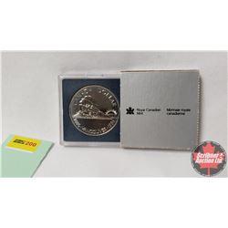RCM Canada Dollar 1886-1986 Vancouver