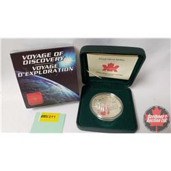 RCM 2000 Proof Dollar - Voyage of Discovery