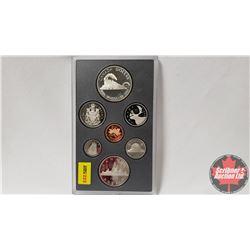 RCM Specimen Double Dollar Year Set 1986 (No Leatherette Case)