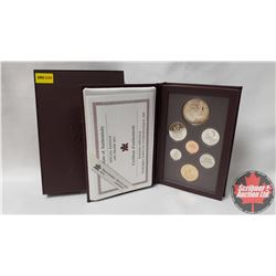 RCM Special Edition 1995 Proof Double Dollar Set COA#37001