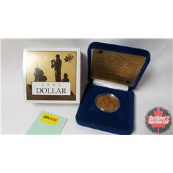 RCM Peacekeeping Proof Dollar 1995